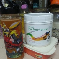 Performance Drink Air bekal anak-anak