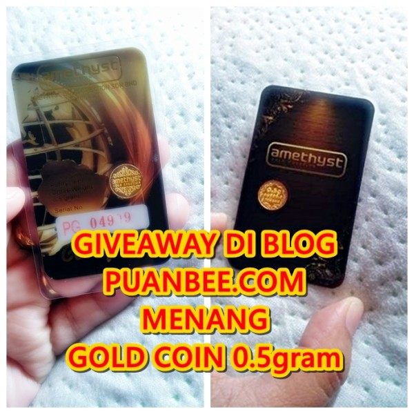 giveaway puan bee