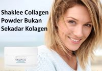 shaklee collagen powder bukan sekadar collagen