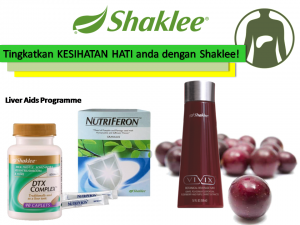 Set fatty liver Shaklee