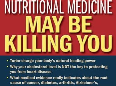 Dr Strand penulis buku What Your Doctor Doesnt Know About Nutritional Medicine Maybe Killing You
