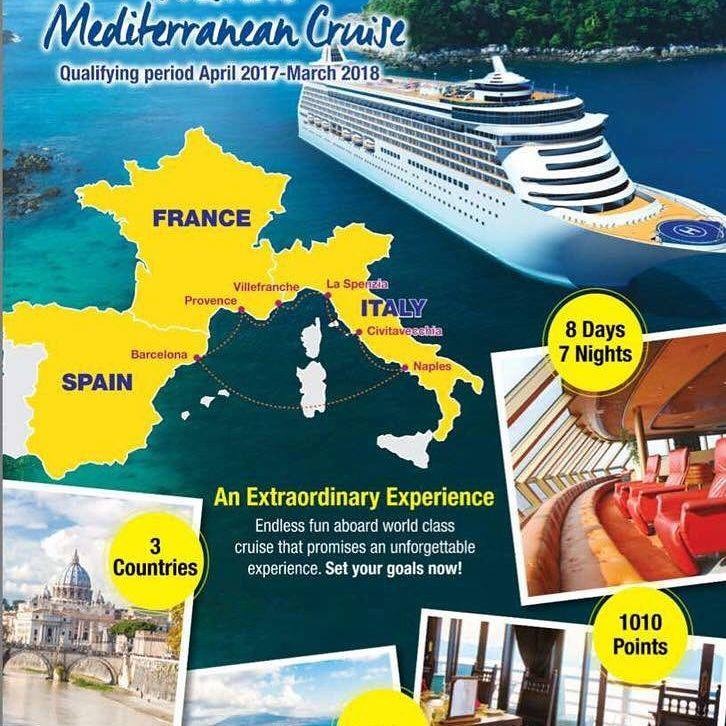 Trip Mewah Shaklee 2018 dengan Cruise Freedom Of The Sea