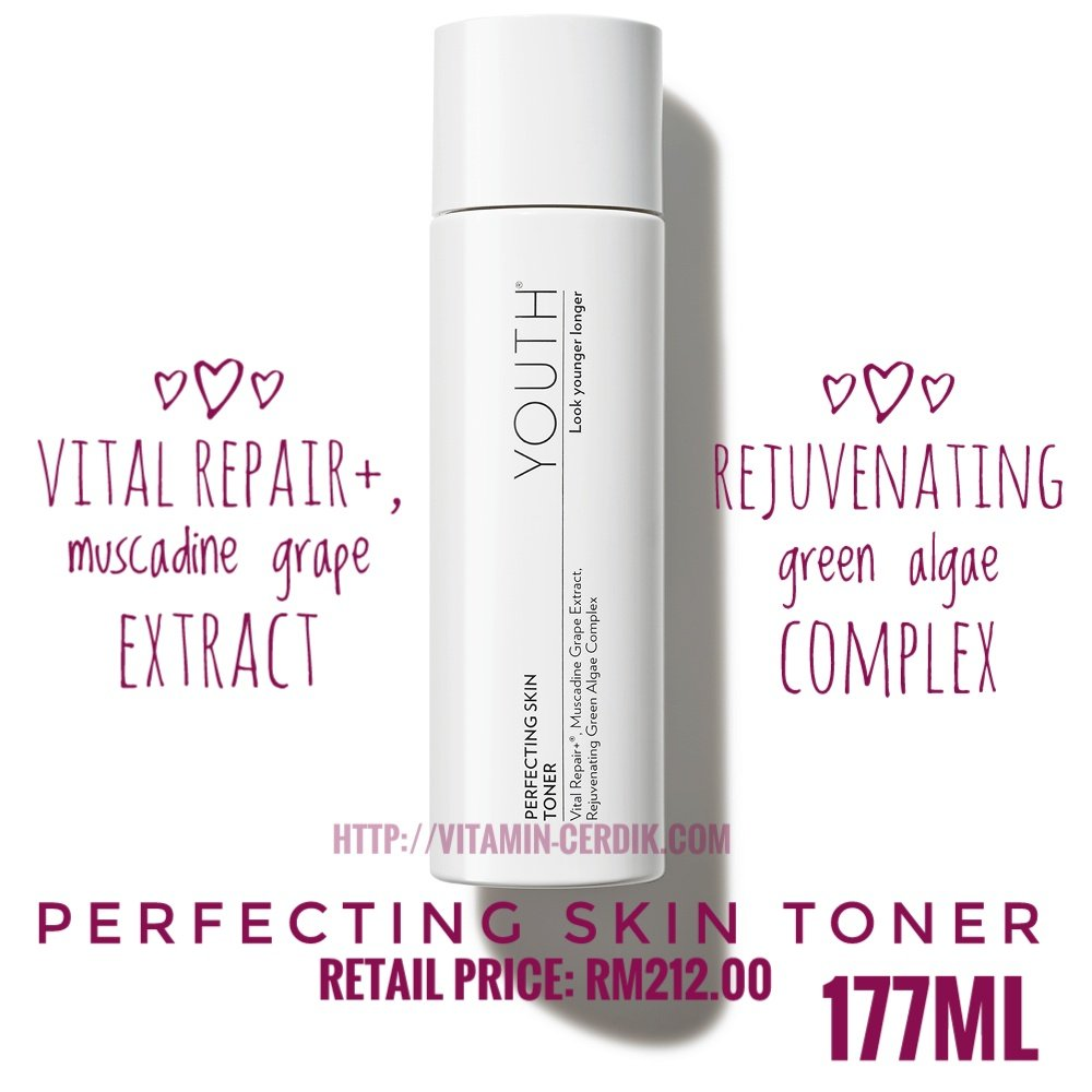 Perfecting skin toner