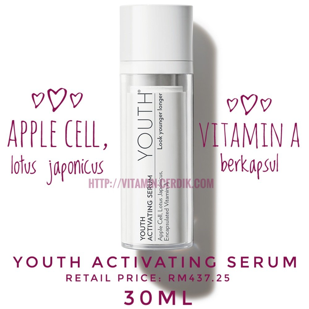 Youth activating serum
