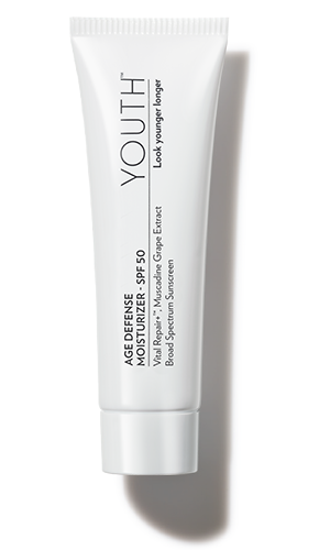 Shaklee youth age defense moisturiser spf 50