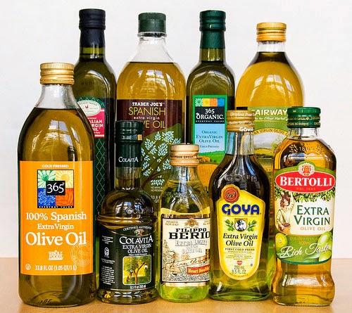 Banyak pilihan di luar sana minyak zaitun ni, hati-hati membeli