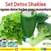 Detox Untuk Kesan Lebih Baik Pengambilan Vitamin