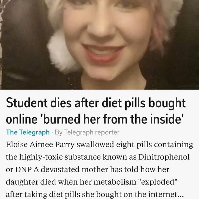 mati kerana ambil pil kurus