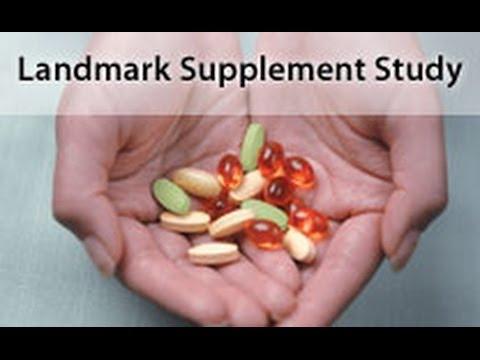 landmark study shaklee