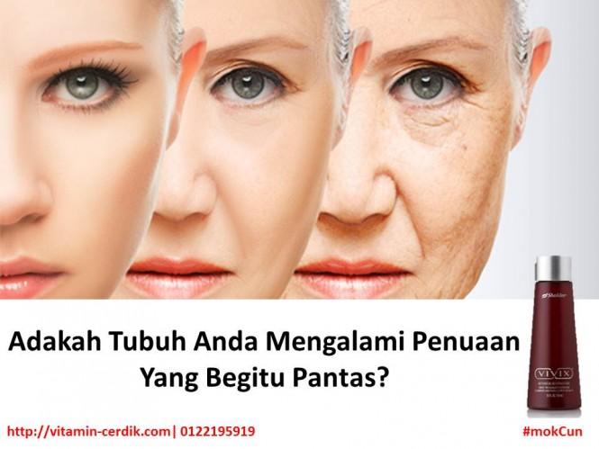 Apakah Penuaan dan mengapa pentingnya anti penuaan?