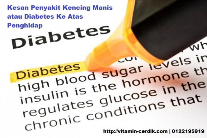Shaklee dan diabetes