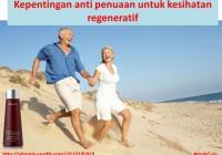 Kepentingan anti penuaan untuk kesihatan regeneratif