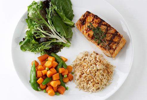 Cadangan pengambilan makanan untuk membantu menangani masalah obesiti dan diabetes / kencing manis
