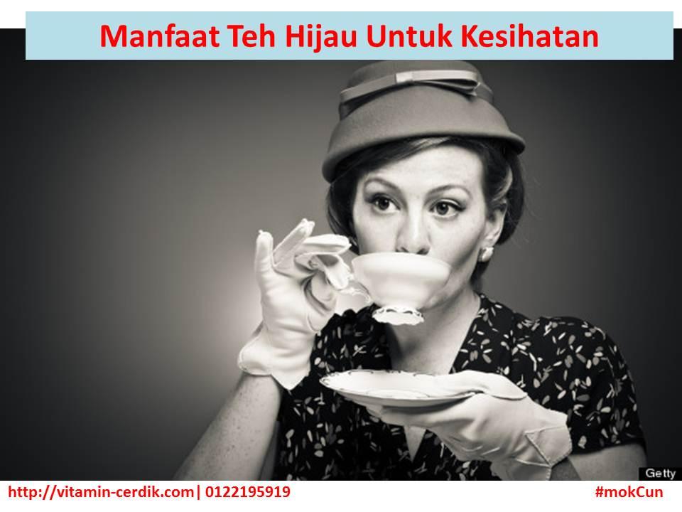 Manfaat teh hijau kepada kesihatan