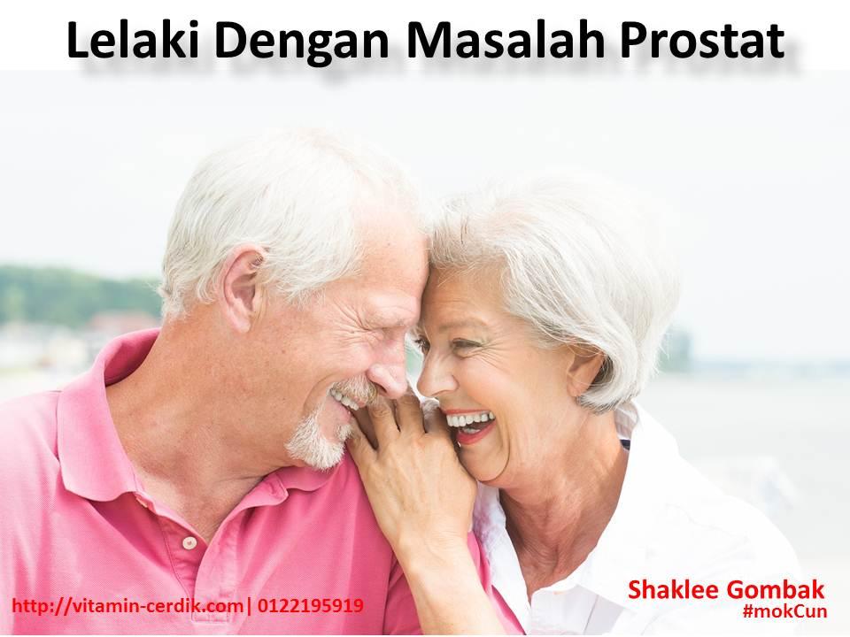 Lelaki Dengan Masalah Prostat