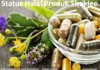 status halal shaklee