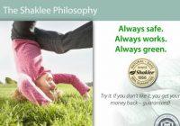 Shaklee Produk Terbaik Disokong Dengan Kajian Klinikal
