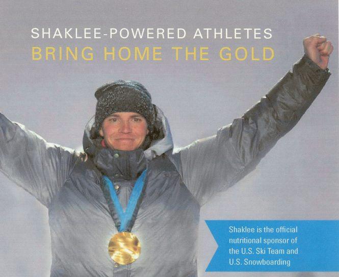 Atlit Olimpik 2016 Dikuasakan Oleh Shaklee