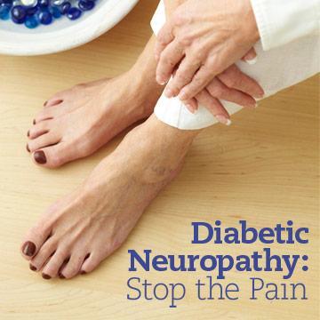 Kebas Kaki Tangan Akibat Diabetes