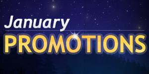 Promosi Januari 2017 Shaklee