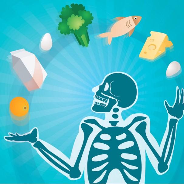 Keperluan Nutrisi Untuk Tulang