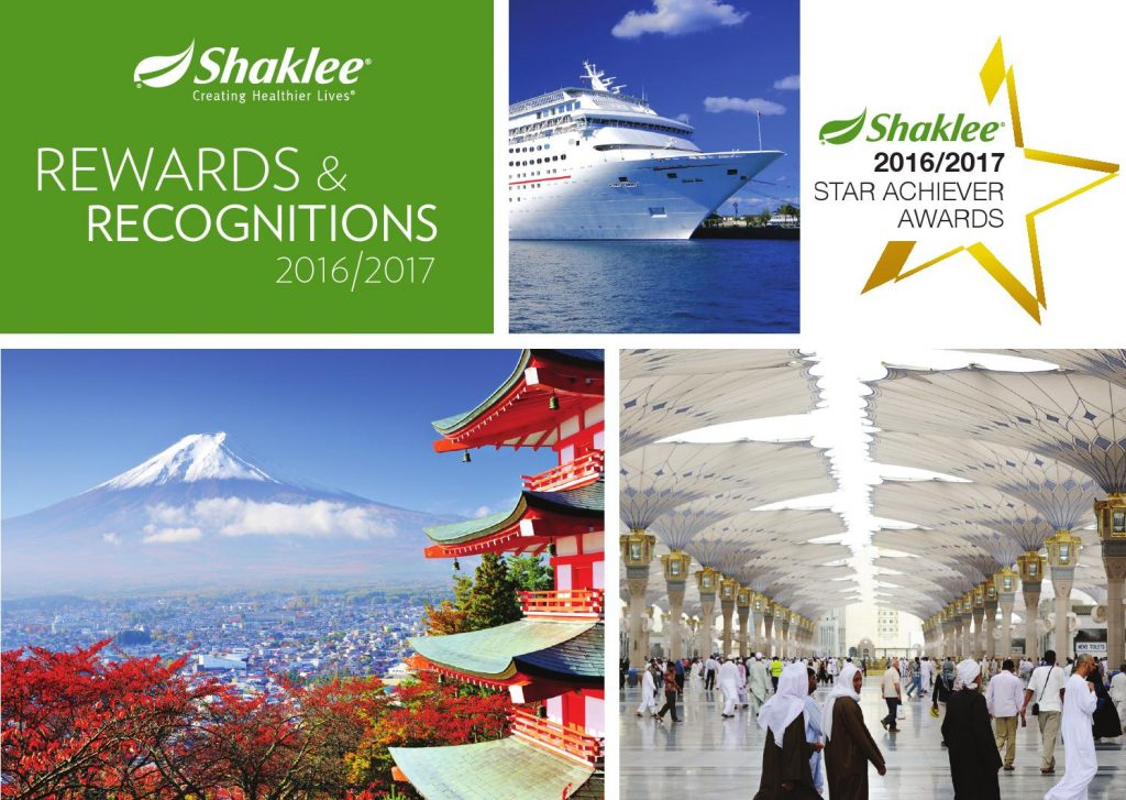 shaklee national trip