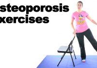 senaman osteoporosis