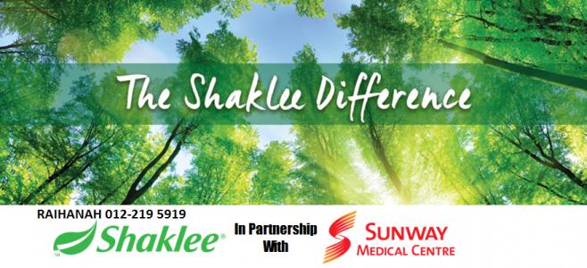 Shaklee rakan kongsi hospital Sunway Medical Center SMC