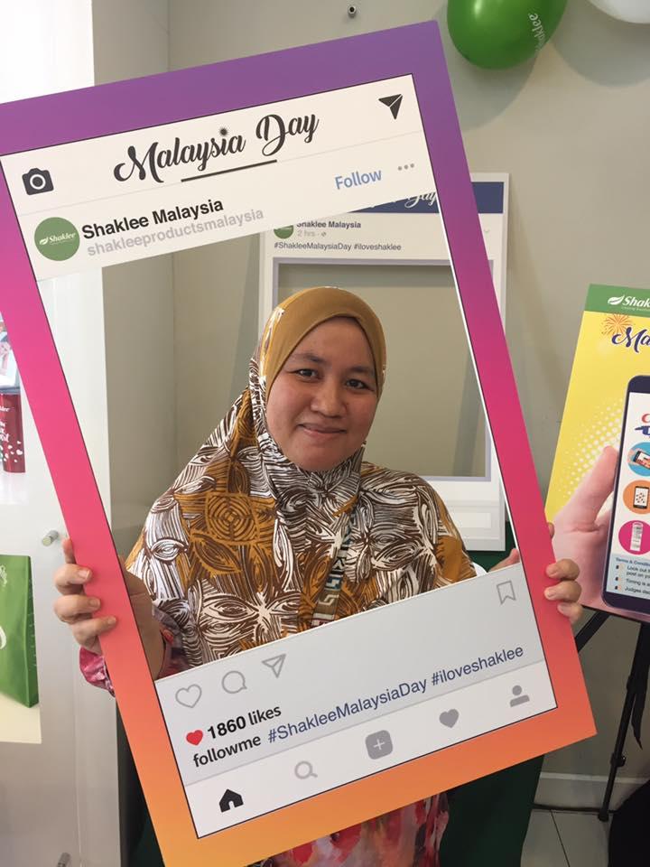 sambutan hari malaysia shaklee 2017 3