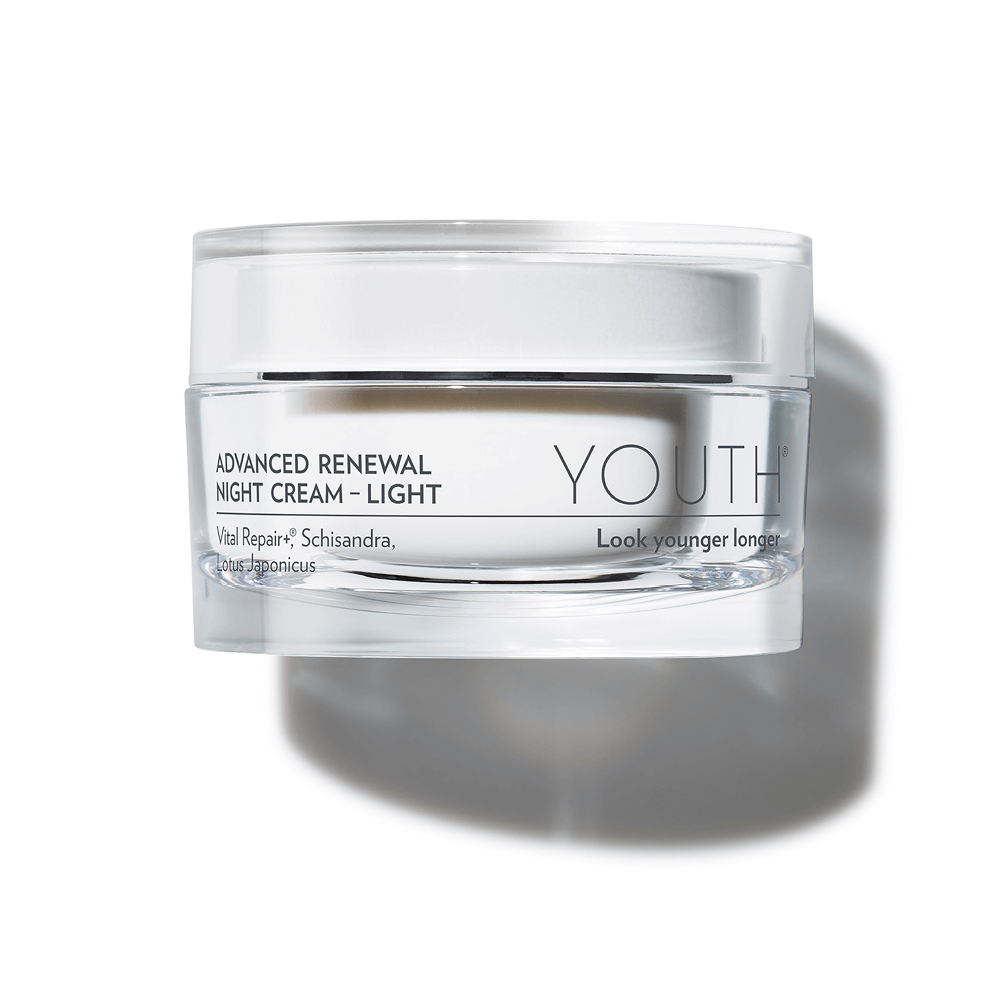 Youth Night Cream (Rich/Light)