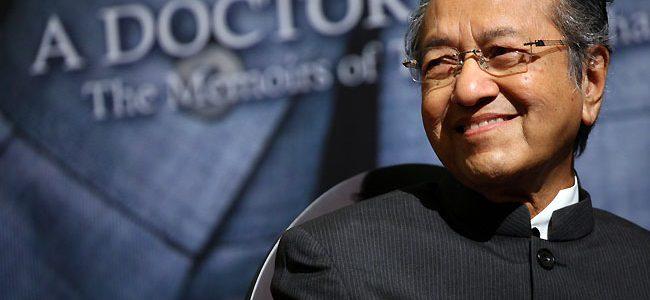 Rahsia sihat dr Mahathir