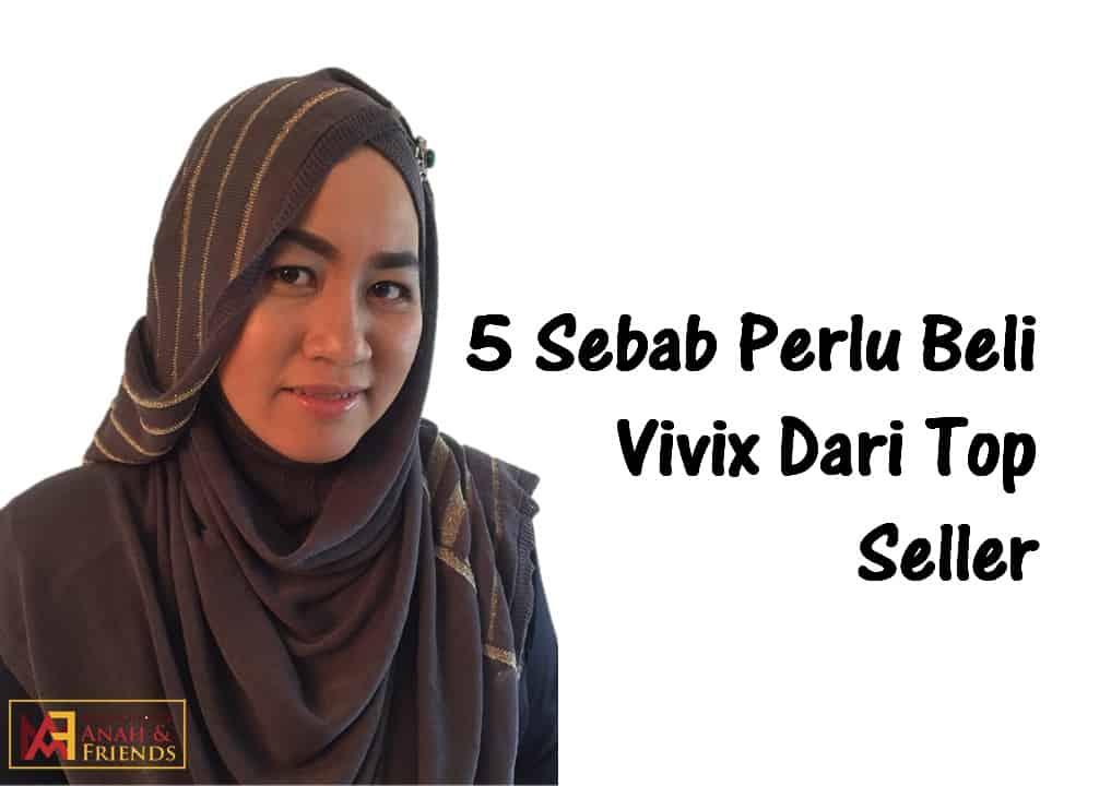 vivix top seller malaysia