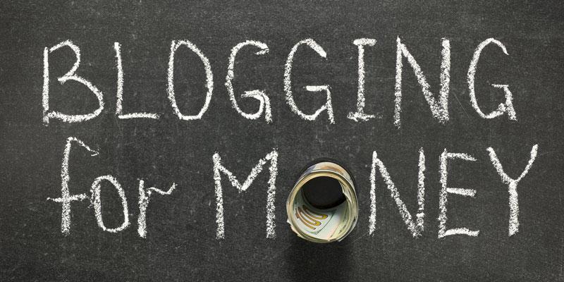 buat duit dari blog