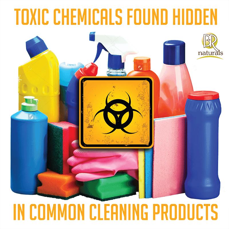 bahan kimia toksik produk cucian
