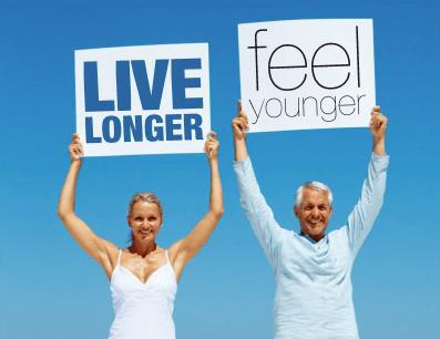 8 tips membantu melambatkan penuaan