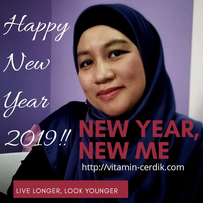 promosi tahun baru Shaklee Januari 2019