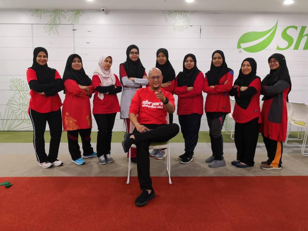Barisan Coach Jom Detox Jutawan yang berkaliber