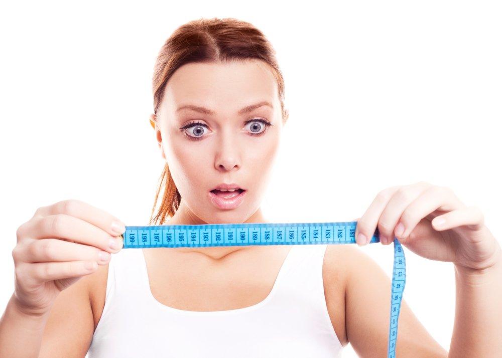 Sentiasa ambil ukuran badan anda, berat badan bukan segalanya