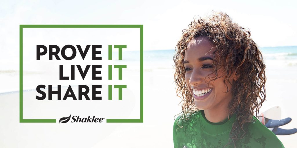 Shaklee prove it
