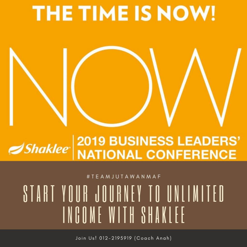 Peluang Bisnes Shaklee Dengan Income Unlimited: 3C Shaklee