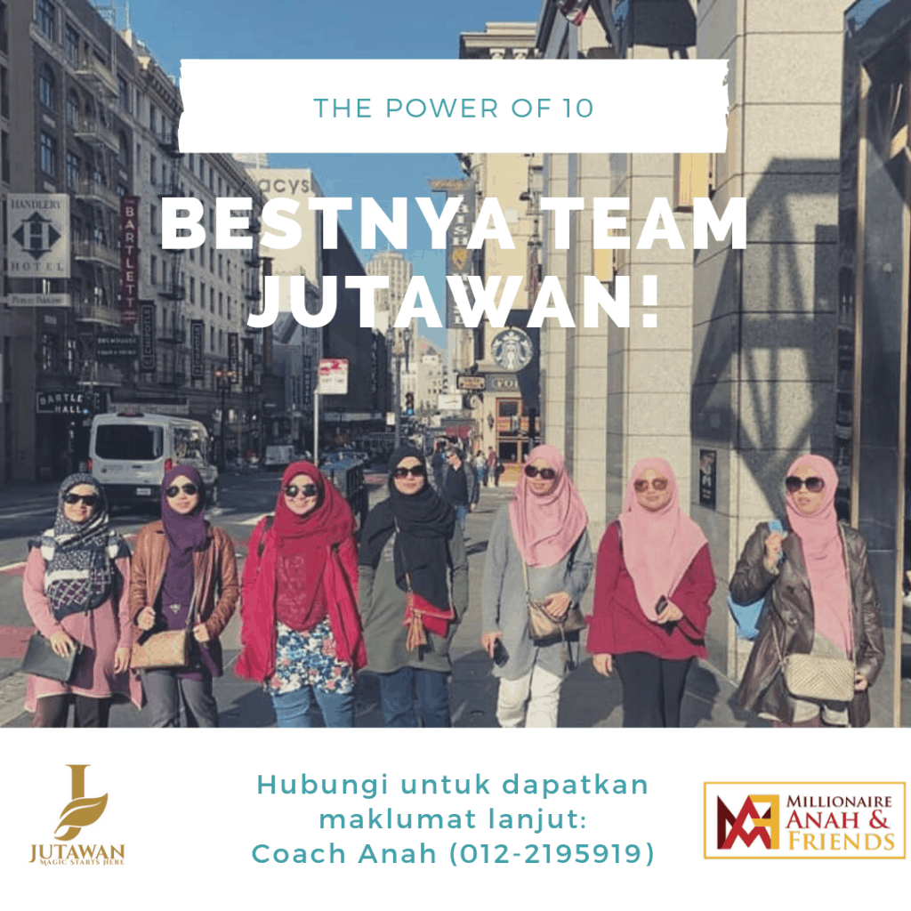 kelebihan #TeamJutawan