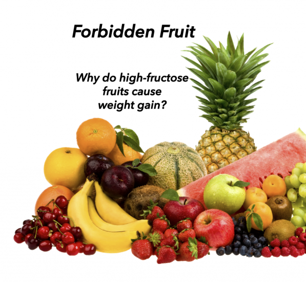 gula buah bahaya