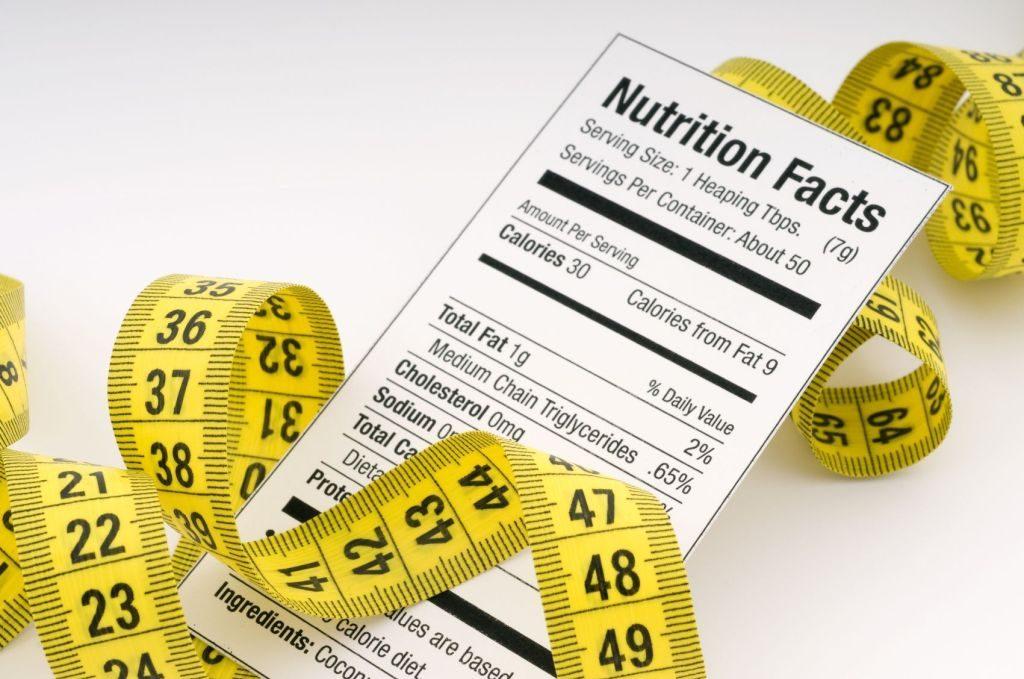 Label nutrisi pada makanan diproses 90% tidak tepat