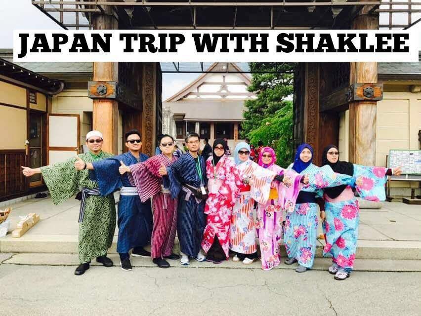 Travel Percuma dan Mewah Dengan Shaklee jadi impian
