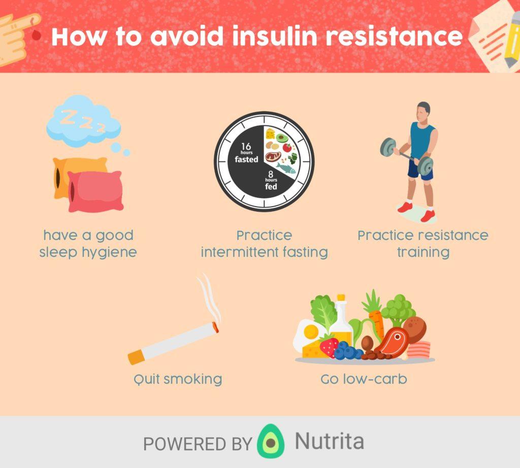 Cara perbaiki insulin resistance