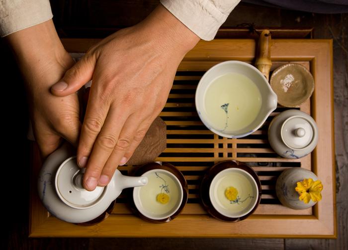 Kalau saya beli teh hijau atau rooibos sahaja nanti