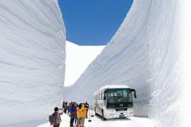 Kurobe Alphine Route