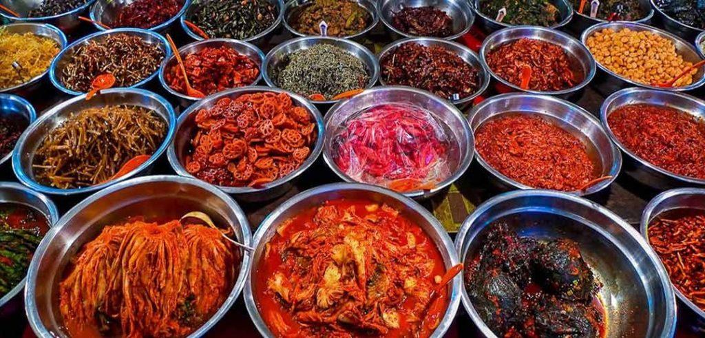 Macam-macam jenis kimchi ado