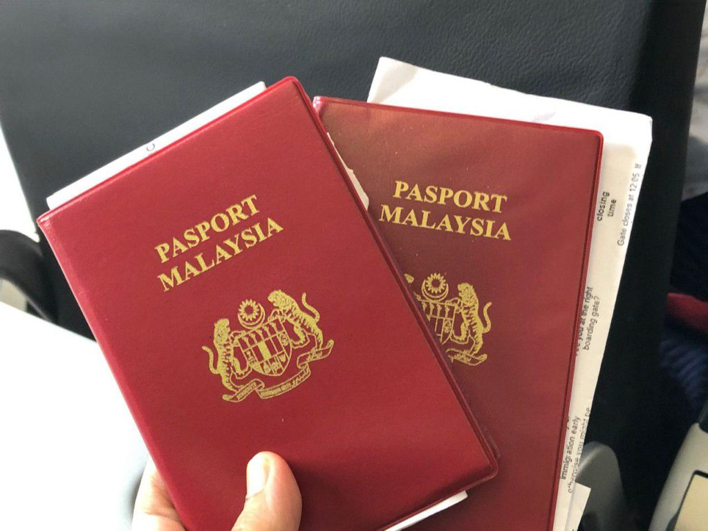 Get ready passport
