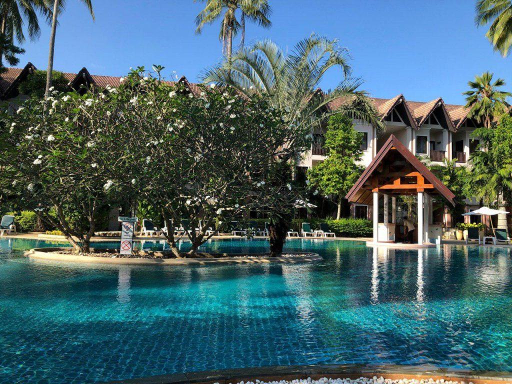 Suasana di Duangjitt Resort & Spa